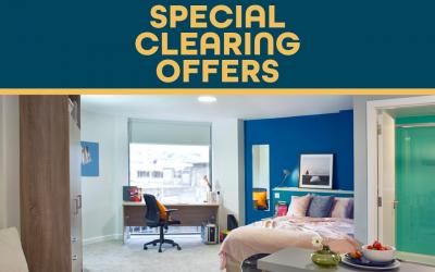 Booking at Nurtur House through Clearing 2021