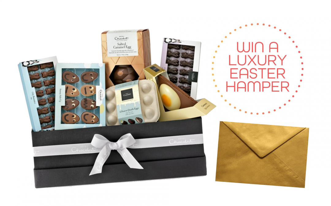 Competition time! Win a luxury Easter hamper