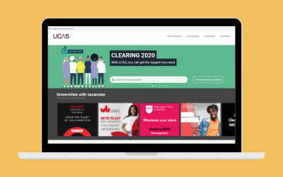 Clearing 2020: Our top tips